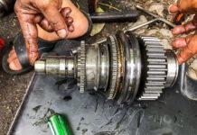 Używane części do samochodu