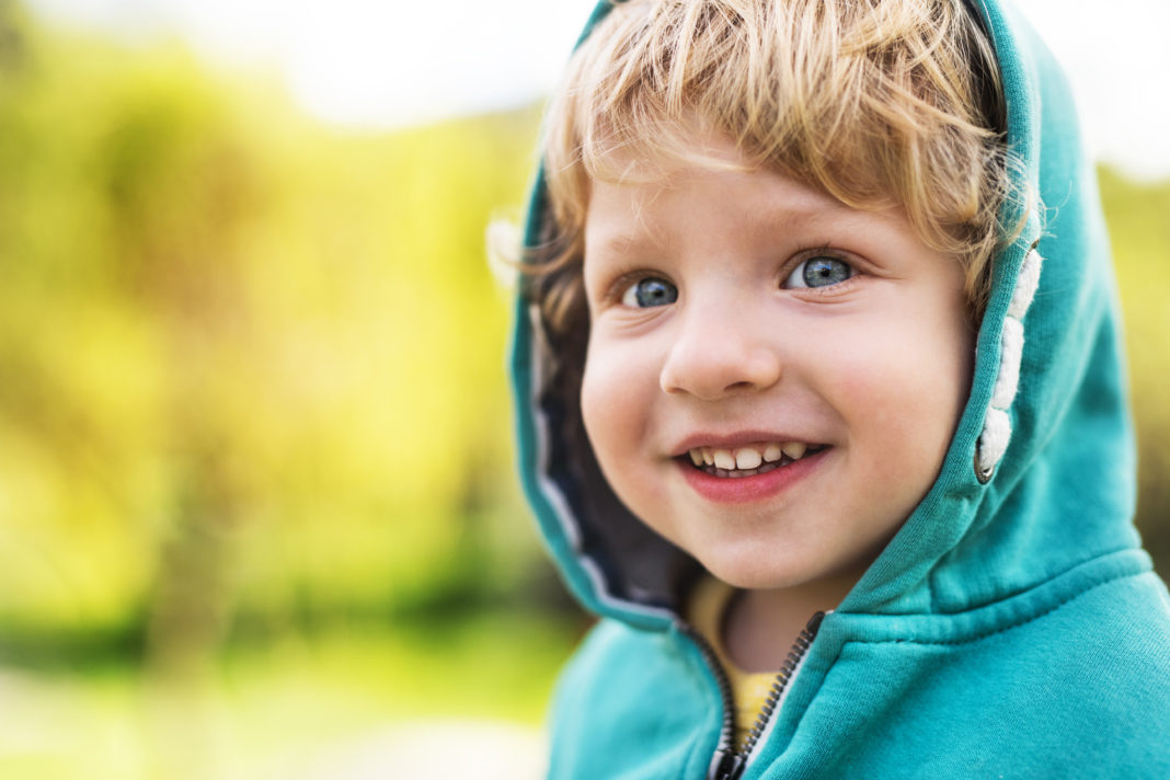 bluza sportowa dla dziecka