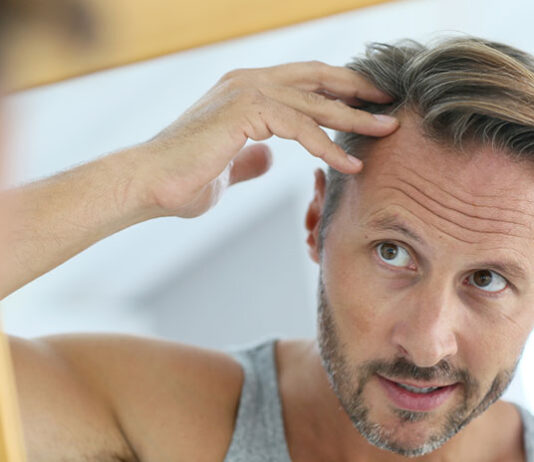 Zagęszczanie włosów metodą ultradźwiękową