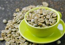 Kawa zielona
